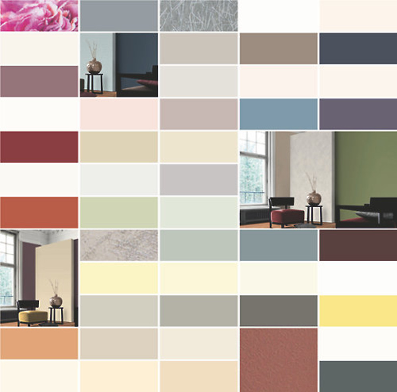Innenräume Selbst Gestalten Mit Der SPECTRUM_ARENA: Das Beispiel Zeigt  Farbgebungen Auf Basis Der CLASSIC Gestaltungskollektion.