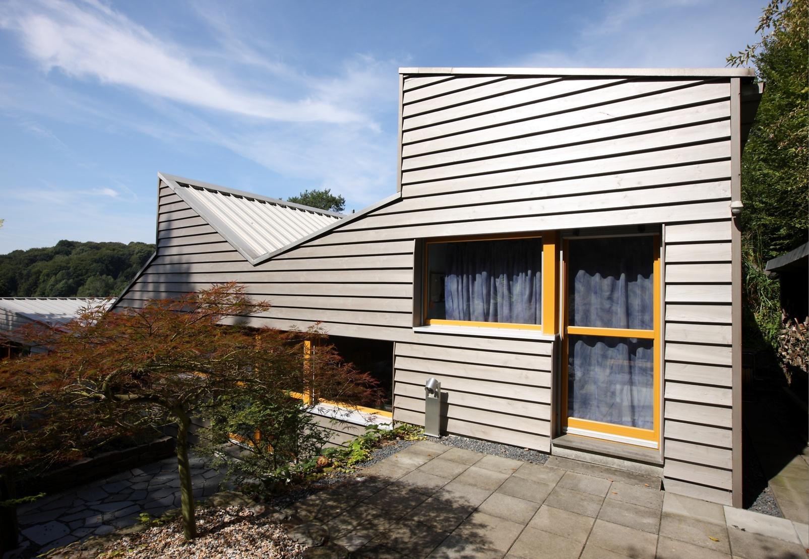 Faszinierend Welche Fassadenfarbe Passt Zu Braunen Fenstern Ideen Von Zur Referenz-Übersicht