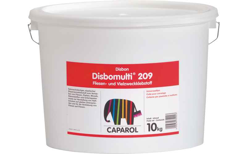 Disbomulti® 209 fliesen und vielzweckklebstoff: caparol