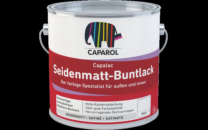 b7cc472111 Capalac Seidenmatt-Buntlack: Caparol
