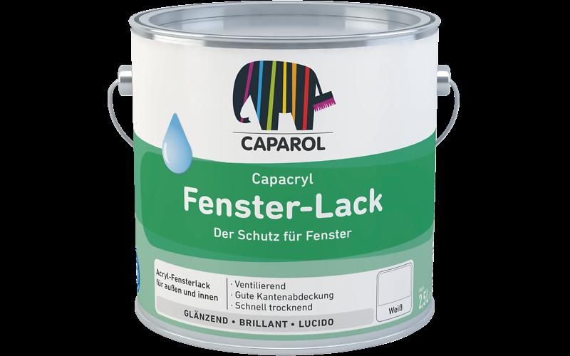 Capacryl Fenster-Lack: Caparol