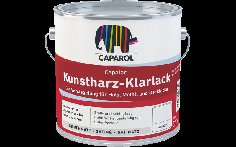 Capalac Kunstharz Klarlack Caparol