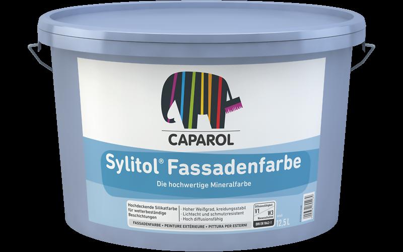 Sylitol® Fassadenfarbe: Caparol