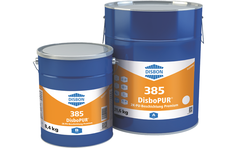 Disbon 385 PU-PremiumSchicht: Caparol