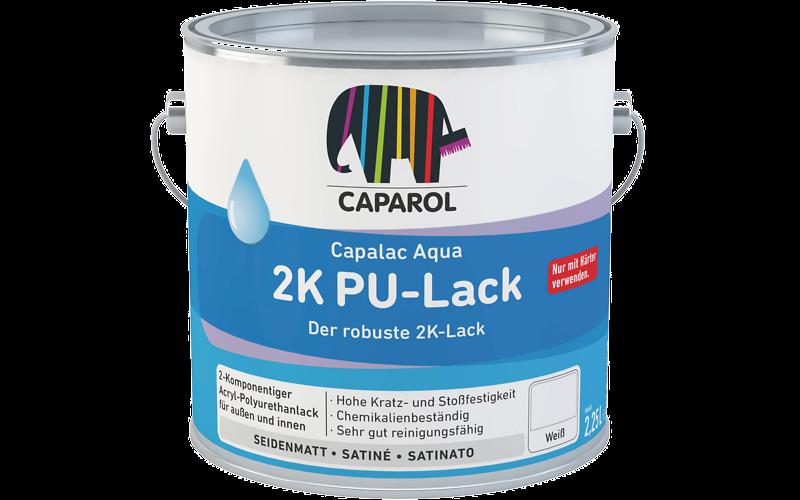 e7c5724b4ed Capalac Aqua 2K PU-Lack  Caparol