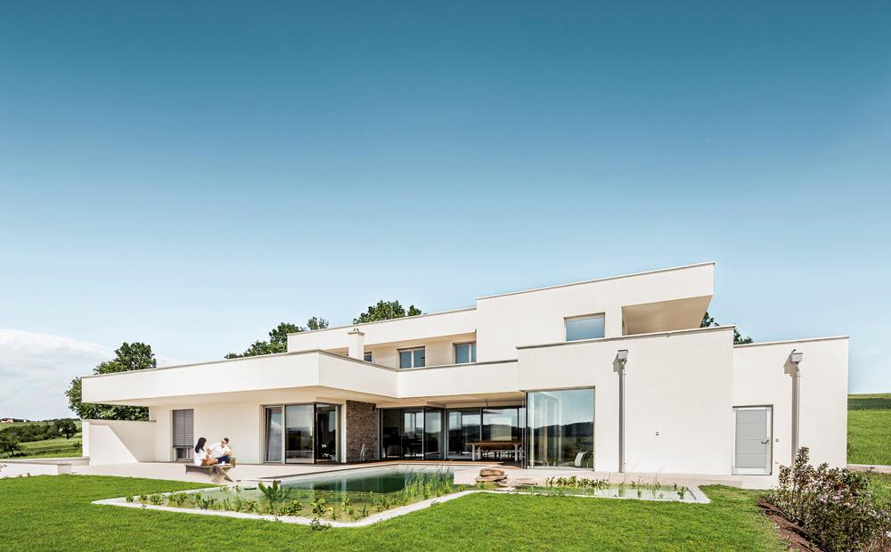 Fassadenfarbe Grün Grau : Fassadenfarbe Silikt Fssdenfrbe Fassadenfarben  Ideen Test Stiftung
