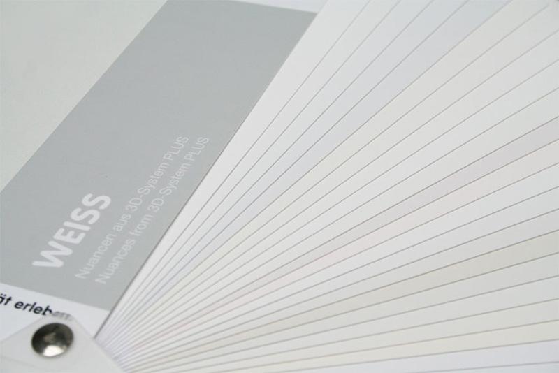 Weiß Töne weiss caparol