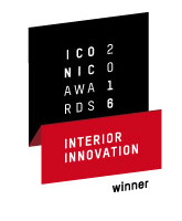 Caparol: Iconic Awards 2016 Winner (Interior Innovation)
