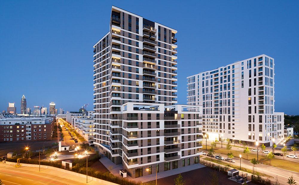 Architekten caparol for Innenarchitektin frankfurt
