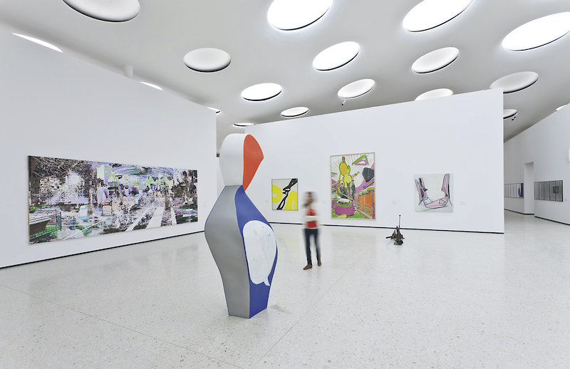 Projects caparol for Design museum frankfurt