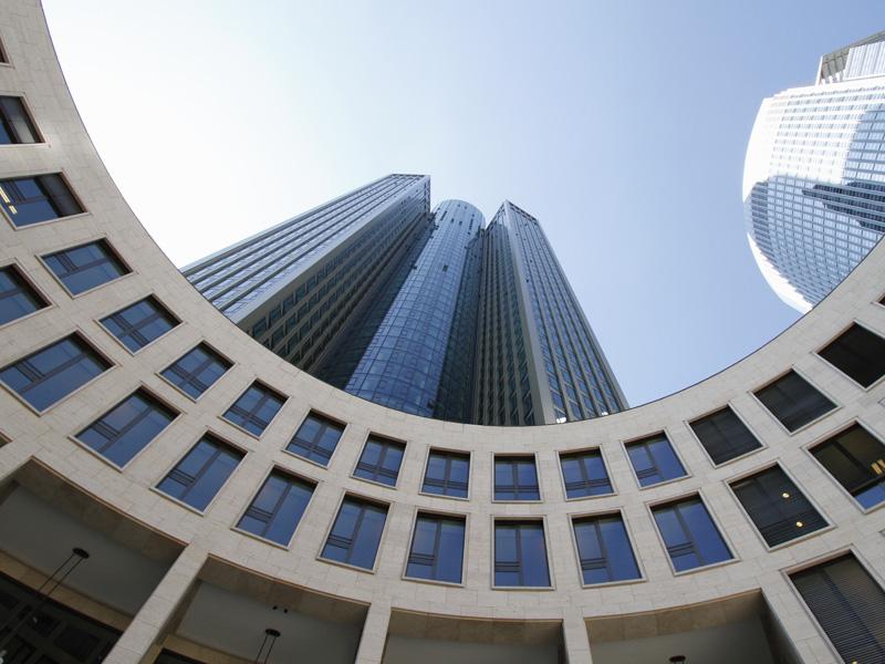 Projects caparol for Frankfurt architektur
