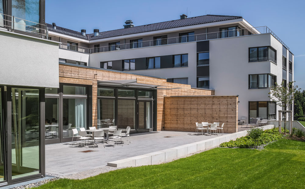 Project: sysTelios Health Center Siedelsbrunn, Wald-Michelbach<br />