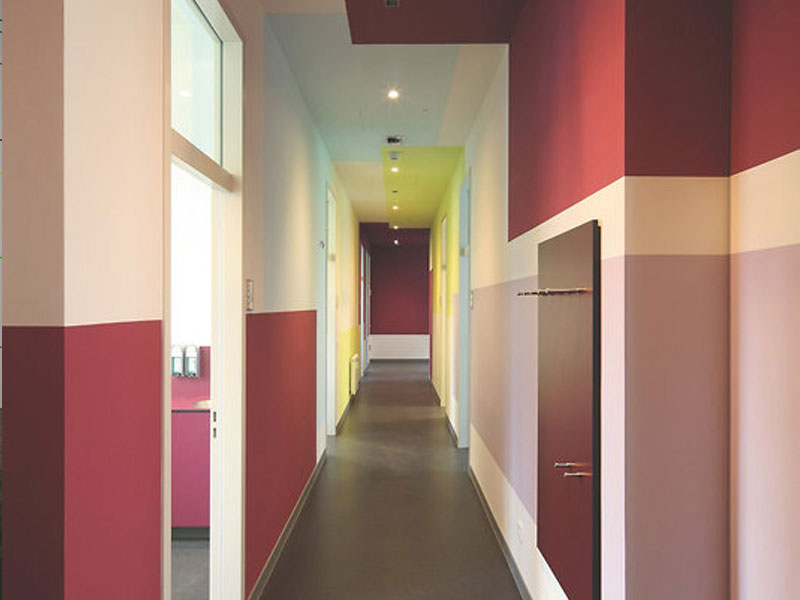health care caparol. Black Bedroom Furniture Sets. Home Design Ideas