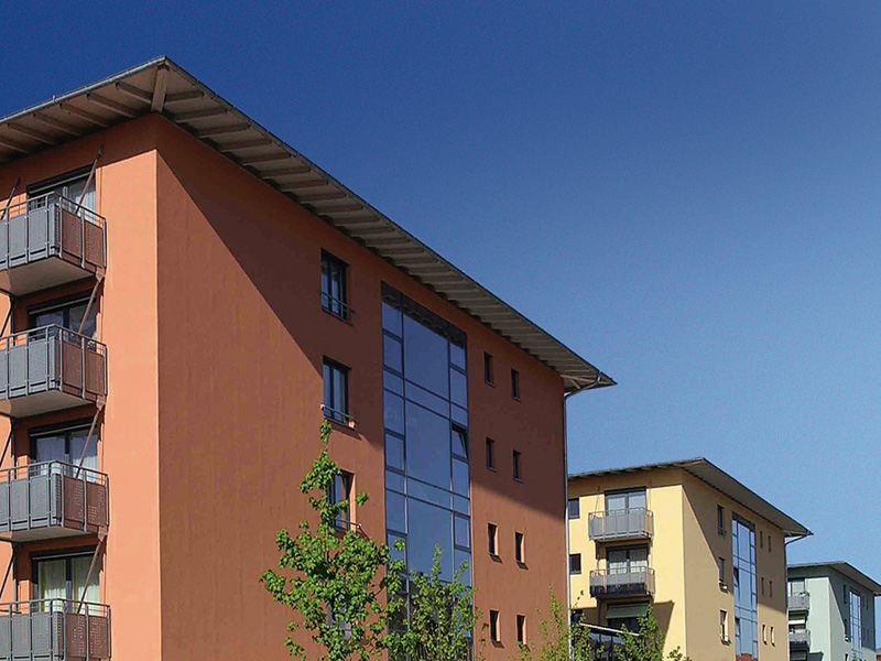 Project: Aurach Park Residence for the Elderly, Herzogenaurach<br>