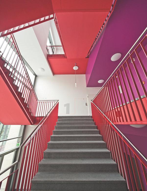 Vorzglich Gestaltung Treppenhaus Altbau Innen Andere. Treppenhaus  Renovieren Streichen Ideen .